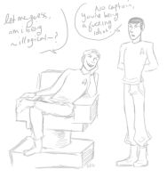 Am I being Illogical? by Nevheera