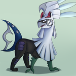 Silvally-pokecollab by Sinomis