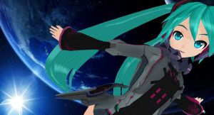 MMD - Miku Earth (Unedited Ver.) by MikuHatsune01