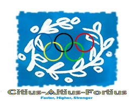 Olympic Motto by puddlz