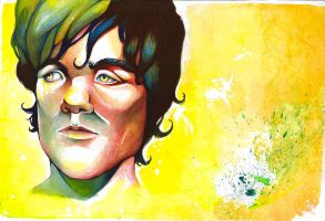 .:Peter Dinklage.Watercolor:. by BlissfulGold