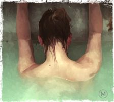 Bath by JLMeana