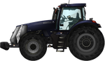 Motor Horse Model Eight Series Tractor by AC710N87