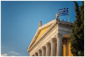 Zappeion Athens Greece by etsap