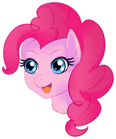 My Little Pony: FiM - Pinkie Pie by Lai-Tut