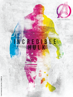 The Incredible Hulk by jaaawn