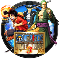 One Piece - Pirate Warriors 3 Icon by andonovmarko