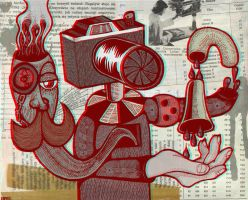 Mr. Photographer 3D by raphis