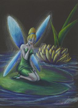 Tinker Bell by mnementh2000