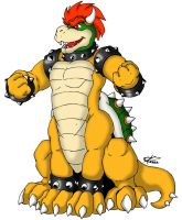 Bowsertaur by ShinFox