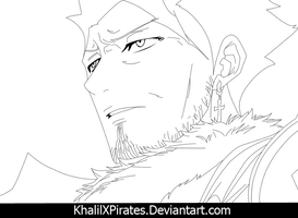 Fairy Tail 366 - Lineart by KhalilXPirates