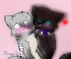 Scourge and Ashfur - RevengeShipping by MangaTime2