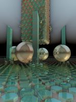 The Orbs and Hexagonalistic Magnetism by CO99A5