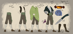 Elias Hetherev outfits by Skulleton
