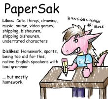 Getting Nothing Done by papersak