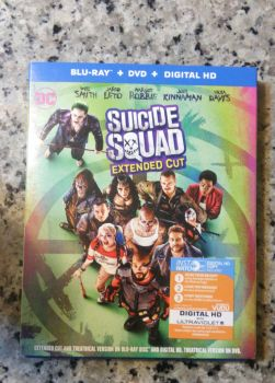 I finally got the extended cut of Suicide Squad by mariogodzilla77865
