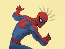 Spider-man...Spidey senses tingling!!! by Spidey1974