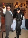 Kronos And Catwoman by Kronos2501