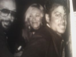 Michael Jackson and Quincy Jones 1983 by Becky123190