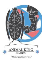 Vote Animal King GLaDOS 2012 by draculabus