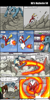 Kit's Nuzlocke adventure 58 by kitfox-crimson
