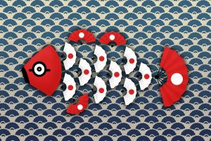 Japanese Fish by verreaux