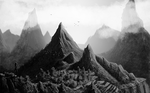 Mountains by Beus-B