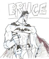 Bruce by timmytom