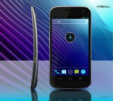 mYNeXus - Galaxy Nexus Phone by hsigmond