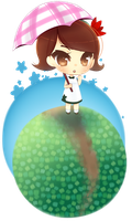 Animal Crossing by Over16Bit