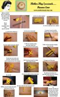 Banana Cane Tutorial by MotherMayIjewelry
