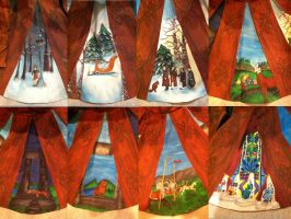 Story Panels collage by Misguided-Ghost1612