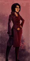 Commission - Caim-Seldal by Bunnylicious