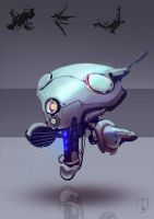 Scout bot 1 by Trufanov