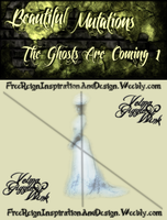 Beautiful Mutations ~ The Ghosts Are Coming 1 by VelmaGiggleWink