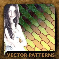 96 Vector Patterns  p17 by paradox-cafe