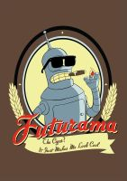 Futurama T-Shirt by NabundaNada