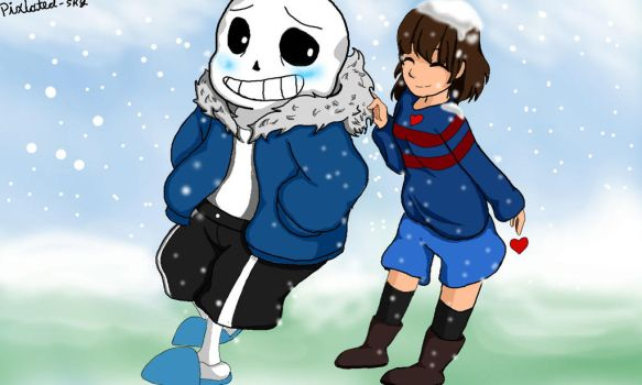 Chilly Bones by Pixelated-Sky