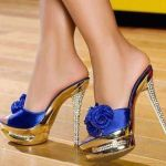 My High Heels Blue.. by shahAnkit