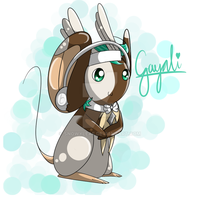 My Mouse :3 by SnowyLeaf