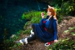 Sorry it is mine. Holo, spice and wolf cosplay by Giuzzys
