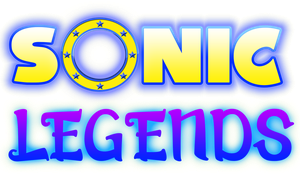 Possible Sonic Legends Logo by Nikki-Kaji