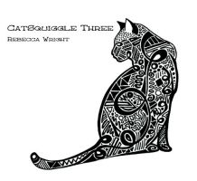 Catsquiggle Three by nevermindless