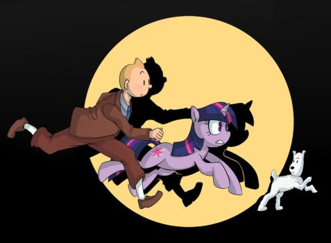 The Deducing Duo by UC77