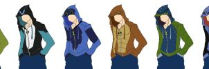 Ben 10 Hoodies 4 by tophphan