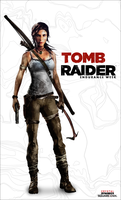 Endurance Week - Lara Croft by TombRaider-Survivor