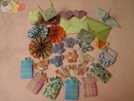 Mad Origami Makings by LiLMoon