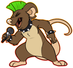 [TFM] Rock mouse by AidenMonster