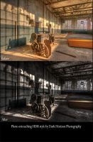 Industrial HDR retouch by BohemianHarlot