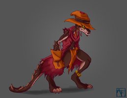 Kobold by rorean